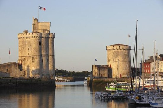 Skip the Line Ticket: La Rochelle...