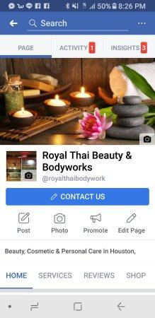 Royal Thai Beauty&Bodyworks