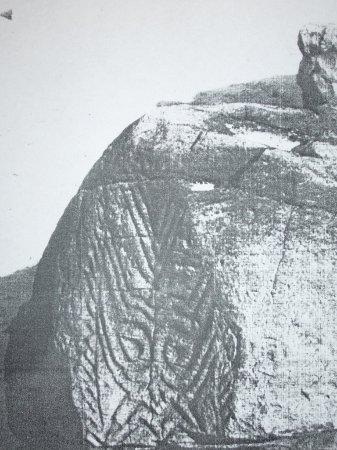 Petroglyphs Sikachi Alyan: Символическое изображение Великой Богини неолита