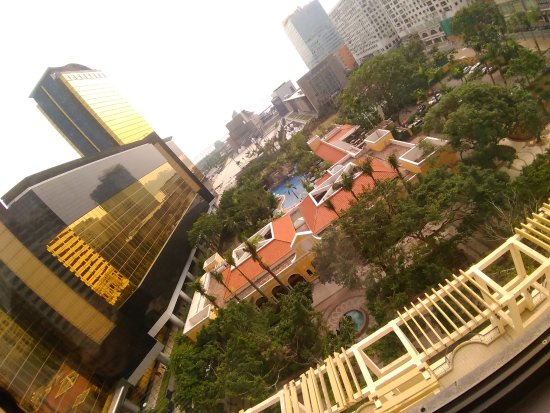 Grand Lapa Macau: View from our room
