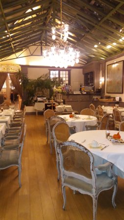 Manos Premier Hotel: This is the gorgeous breakfast room and restaurant