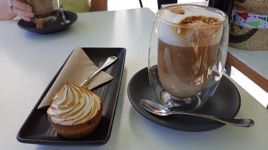 Clarkson, Australia: Double shot latte