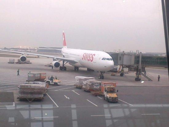 Swiss International Air Lines: LX197 från PEK till ZRH