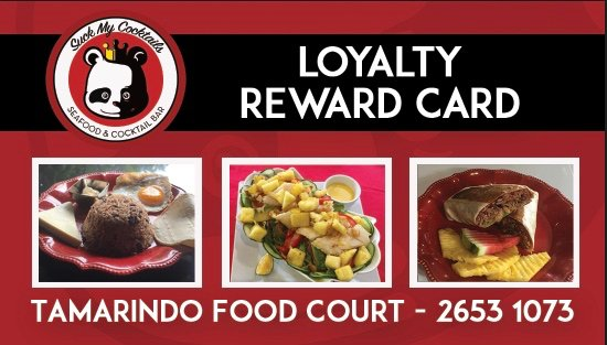Wild Panda: Join our loyalty program. It's easy, fast and it's free.
