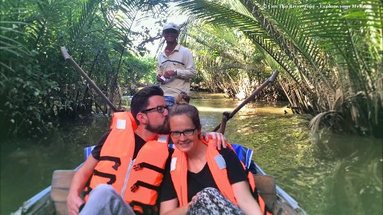 Spirit of Can Tho tour. Small boat - small canals with Can Tho River Tour co., Ltd