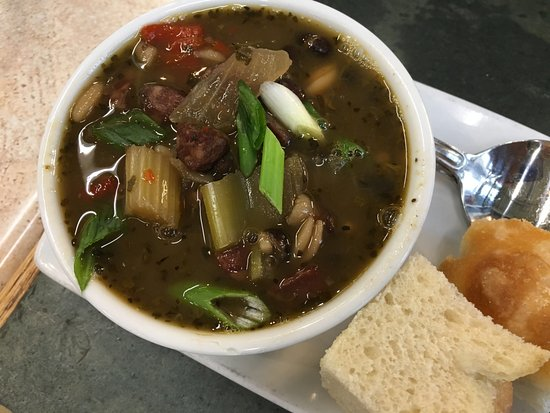 Local Ocean Seafoods: fusion soup