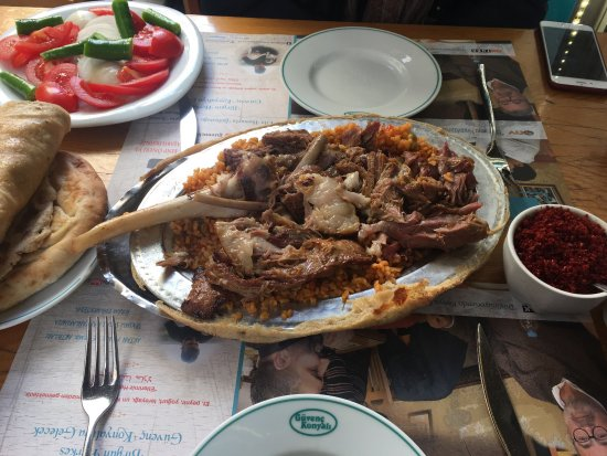 Guvenc Konyali: A must try when in Istanbul