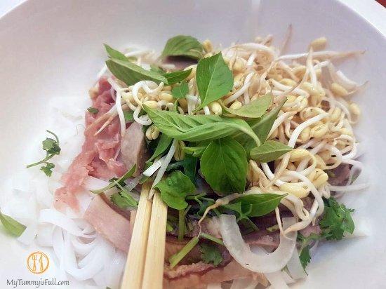 Ca Phe Saigon: Caphe Saigon Beef Pho