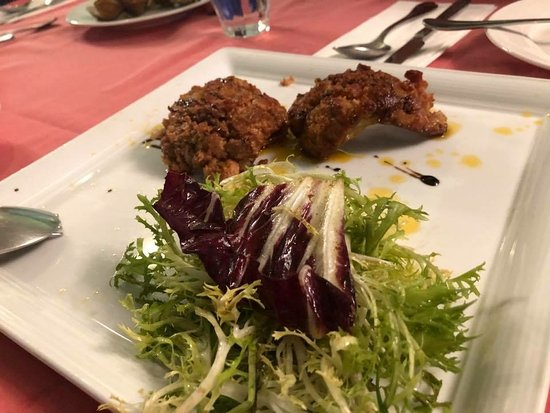 La Lupa Classic: 餐廳推薦的開胃菜