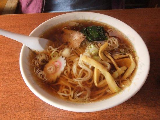 Taiyoken: 太洋軒 ラーメン