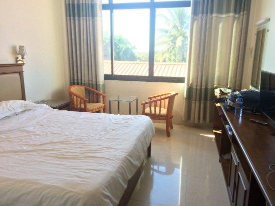 Hotel Myitkyina: Clean Room