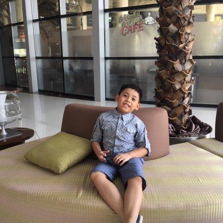 Novotel Abu Dhabi Gate: photo5.jpg