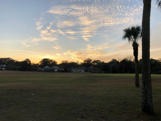 Great Southern Golf Club: #1 Green