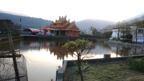 Jin Shan Chao Tian Temple