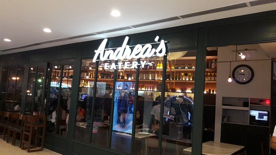 Andrea's Eatery - First Floor, Select City Walk, Saket.