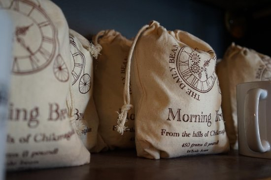 The Daily Bean: Fresh Roasted Signature Coffee Beans