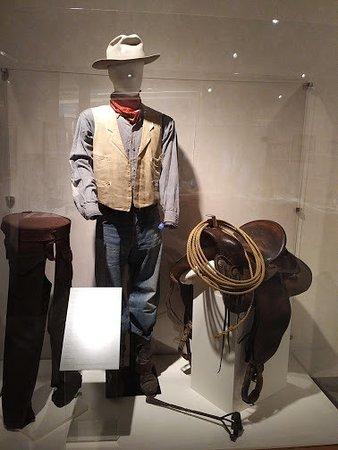Pembina State Museum: Looking good bro.