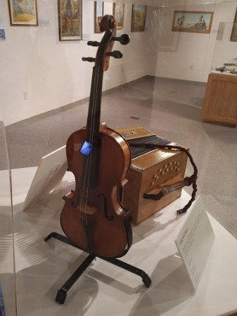 Pembina State Museum: Sounds as good as it looks.