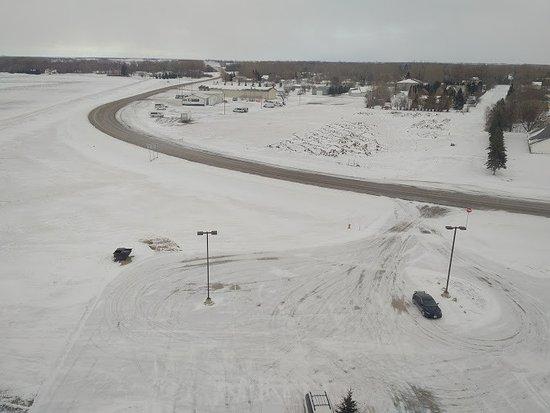 Pembina, Dakota Północna: The view!