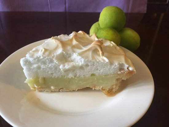 The Daily Bean: Lemon Meringue Pie