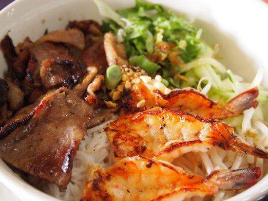 Little Saigon: food