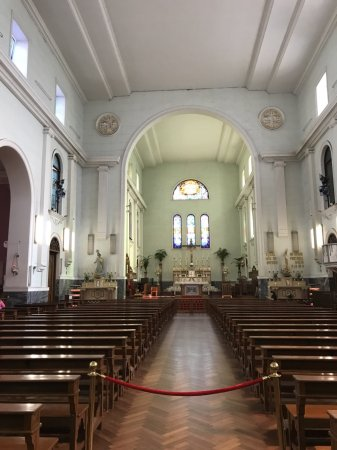 Cathedral of the Nativity of Our Lady: 大堂內部1