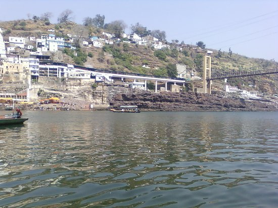 Shri Omkareshwar Jyotirlinga: The river Narmada