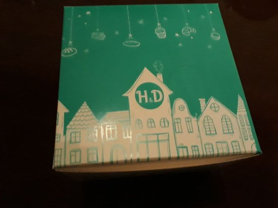 Honey & Dough: packaging