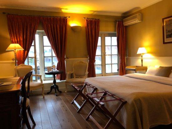 Lovely room at Hotel De Tuilerieen