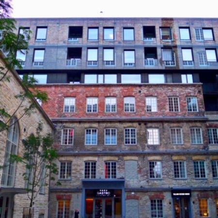 Rotermann Quarter: modern architecture in Tallinn