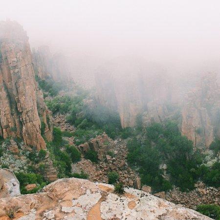 Valley of Desolation Photo