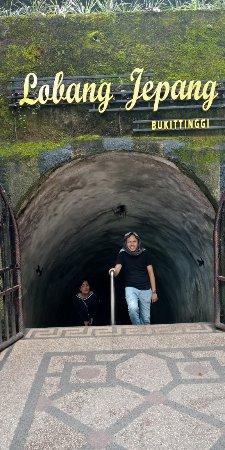 Japanese Cave Photo