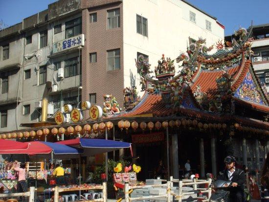 Sanxia, New Taipei: 三峽福安宮