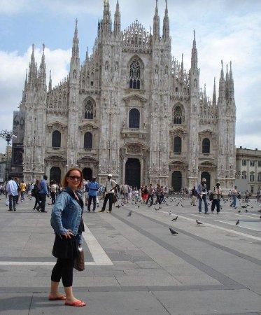 Duomo di Milano: gezmeden gelme