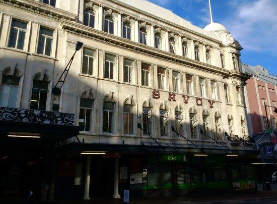 Etrusco at the Savoy : Savoy Hotel