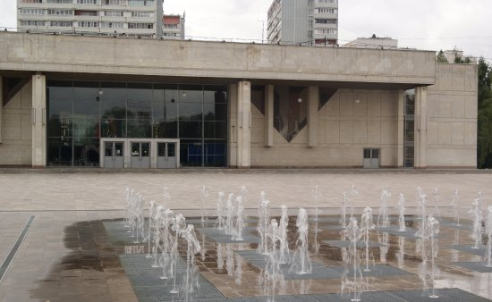 Culture Palace Moskovskiy