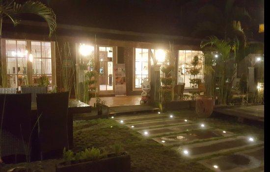 Kakiang Garden Cafe: Perfect place