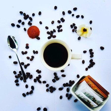 Kakiang Garden Cafe: Coffee time