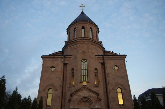St. Gregory Church