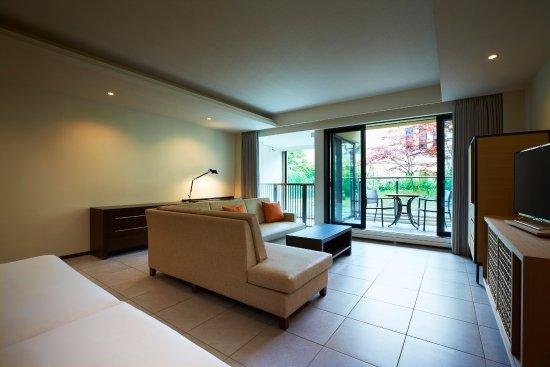 Hyatt Regency Hakone Resort and Spa: デラックスツイン&ドッグフレンドリールーム
