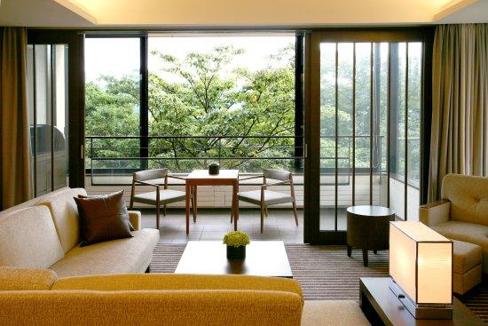 Hyatt Regency Hakone Resort and Spa: リージェンシーエグゼクティブスイートツイン