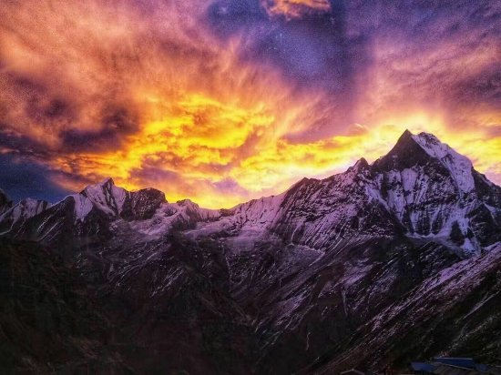 Four Brothers Adventure Travel: Annapurna base camp