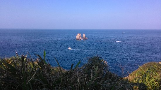 Jin Shan Seashore Park: 金山海濱公園