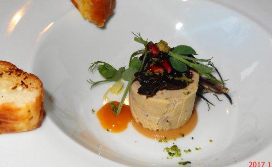 Petrus Restaurant: Goose lverj Au Torchon