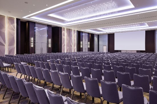 Hyatt Regency Moscow Petrovsky Park: Try out our event spaces designed for any type of occasion