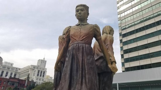 Comfort Women Statue - San Francisco