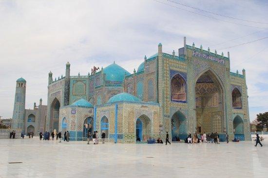 Maula Ali Shrine Wallpaper: Featured Images Of Mazar-i-Sharif