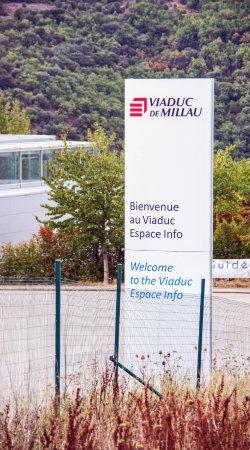 Viaduc de Millau: это оказалось закрыто