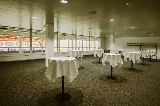 Restaurant & Bar Caledonia: Bankettraum