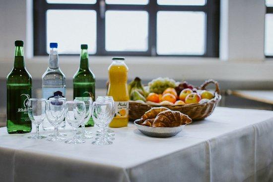 Restaurant & Bar Caledonia: Zwischenverpflegung